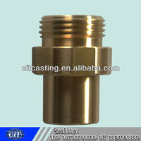 sand casting cast copper with machining