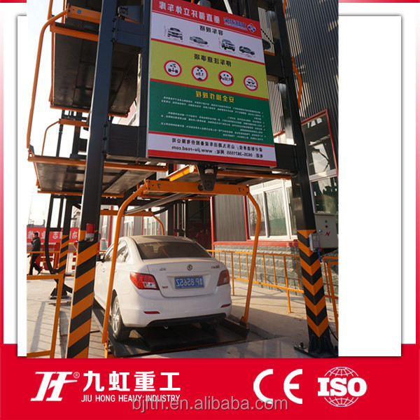 Carport Type Smart Parking System for Car