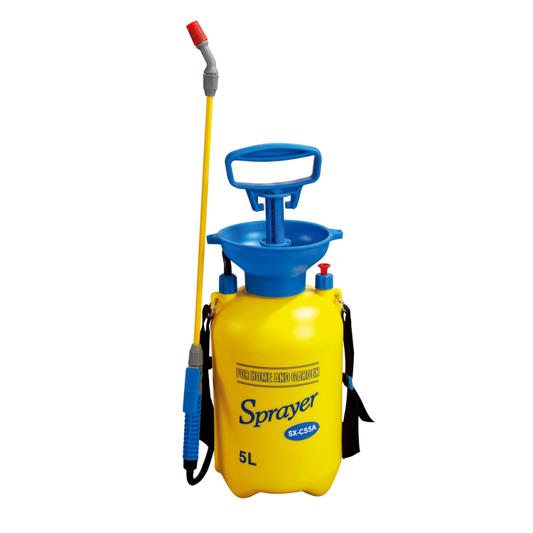 Seesa 5L Sprayer Shoulder Pressure <strong>Spray</strong> for Garden
