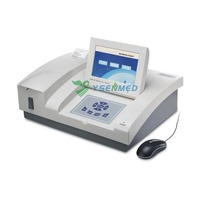 laboratory touch screen semi-auto blood chemistry rapid diagnostic test kit