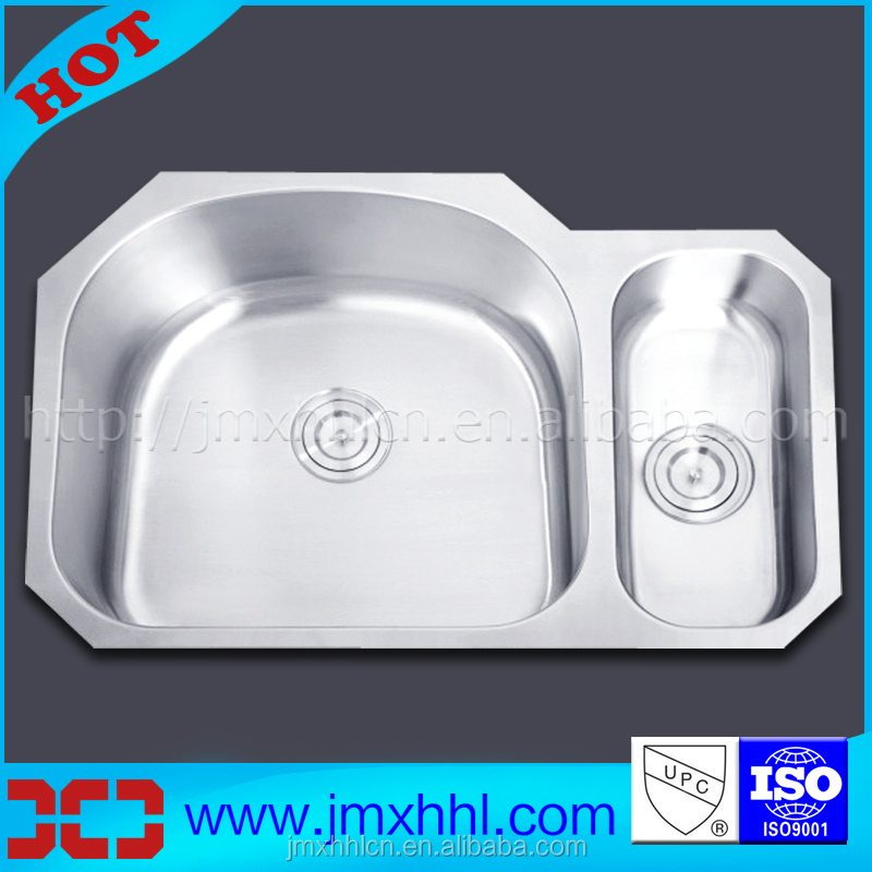 80/20 stainless steel kitchen sink / washing sins / vegetable sink 8152AL