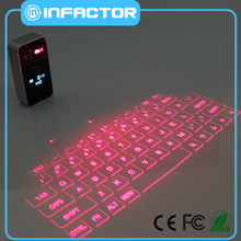 backlit bluetooth laser keybaord