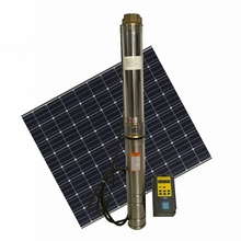 3SJ2.5/15-0.55 solar powered submersible deep well water pumps