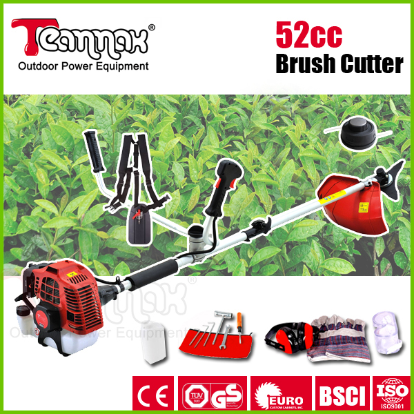52cc gasoline manual grass trimmer