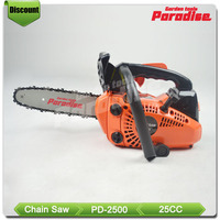 Hot Sale Tree Pruner Pruning 2500 25CC Gasoline Chain Saw