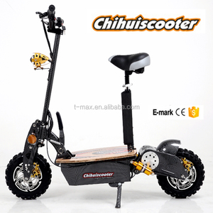 2000W 60v electric scooter with LED headlight and taillight, CE certificate e-scooter
