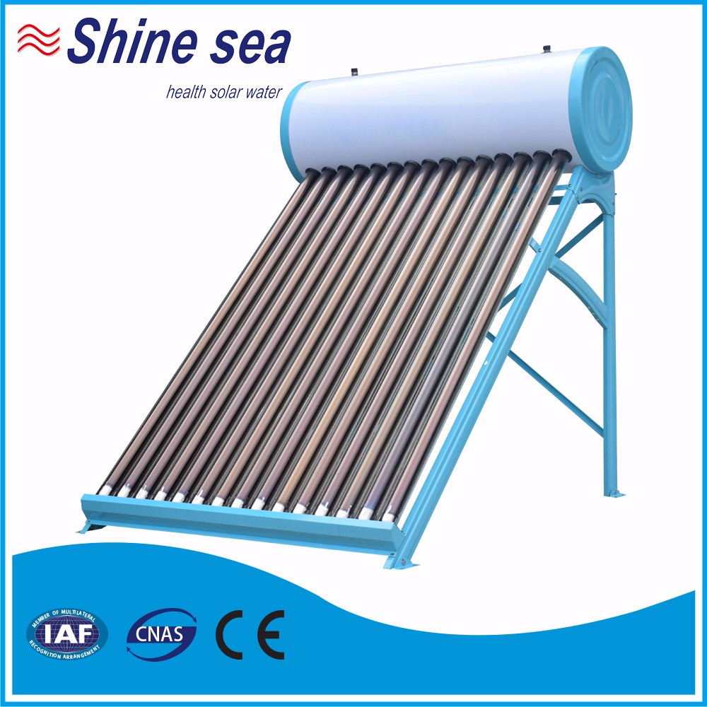 Cost price high quality solar system russia solar water heater