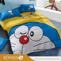 elegant kids custom cotton print cute pattern queen beddings
