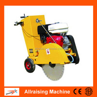 Walk behind gasoline honda Concrete Road Cutter with 400mm Diamond Blade