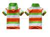 China wholesale custom dry fit polo t shirt for children