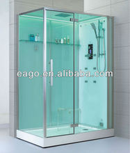 EAGO DZ991F12 DELUXE STEAM SHOWER CABIN