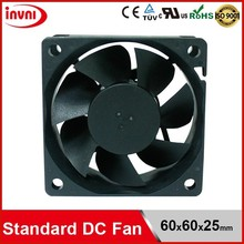 Standard SUNON 6025 Mini National 60mm Small Exhaust 60x60 24V DC Axial Flow Power Case Fan 60x60x25 mm (EB60252S1-0000-999)