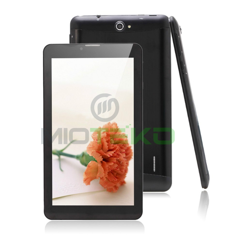 7 inch android tablet phone tablet pc 4 gb Dual Core Android4.2 OS Phone MTK6572-1.2G MHz mobile phone