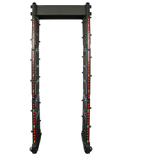 VMP-9000 portable fold walk through fold metal detector