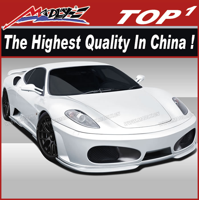 Body kit for Ferrari 2005-2009 F430 body kit
