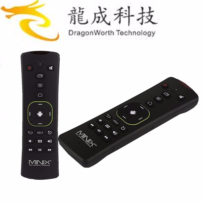 2017 Minix NEO A3 keyboard for android TV Box Mini PC Minix A3 lite From Dragonworth full in stock