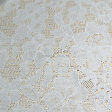 2016 High Quality Wholesale White African Lace Fabrics