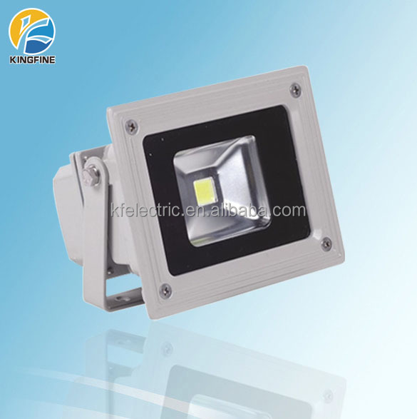High power 10W 900lm LED Floodlight IP65 wide application