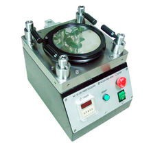 automatic production suqare corner pressure polisher fiber optic ferrule polishing machine assembly line making patch cords