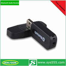 2016 new model usb bluetooth 2.0 bluetooth music receiver