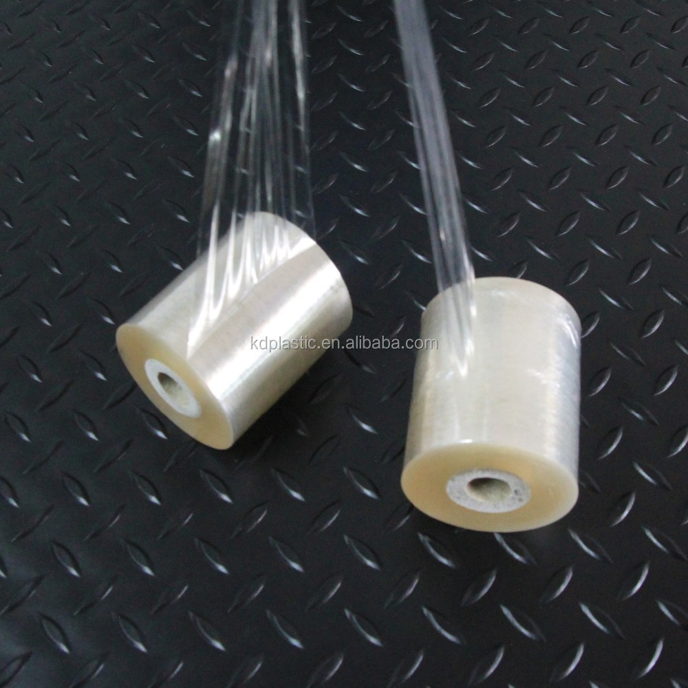 high transparent pvc stretch film for packing cable and wire