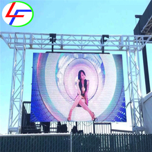 p4 hd flexible rental indoor soft led display/screen/module/solar panels for business P6 LED Advertising billboards