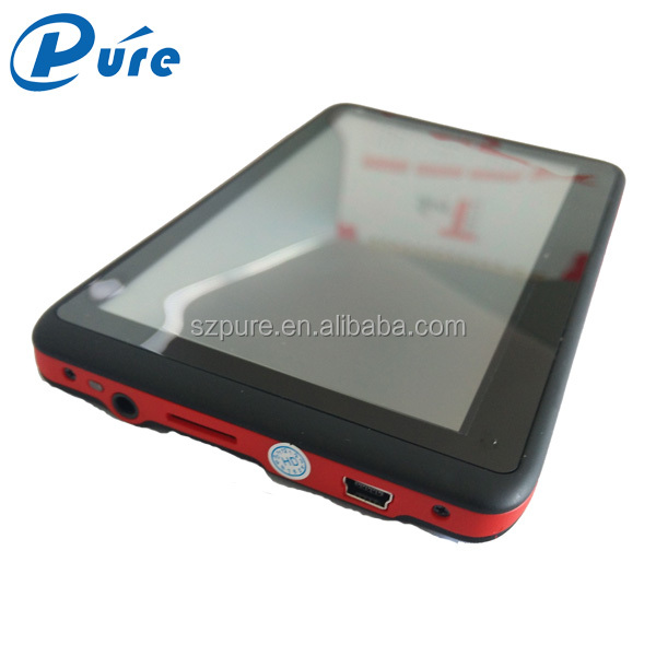 GPS Tracking System for Cars 4.3 Inch Navigation GPS 4.3 Inch Navigation GPS