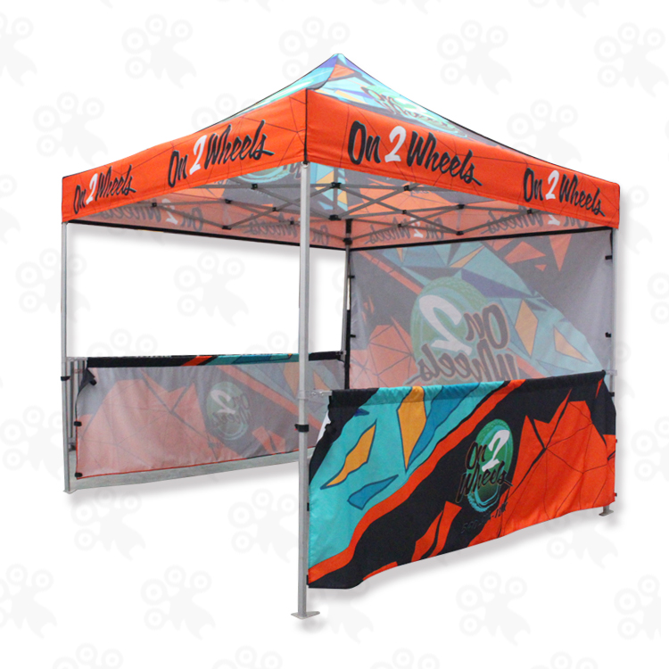 3x3 Promotion <strong>trade</strong> show outdoor canopy aluminum frame folding tent
