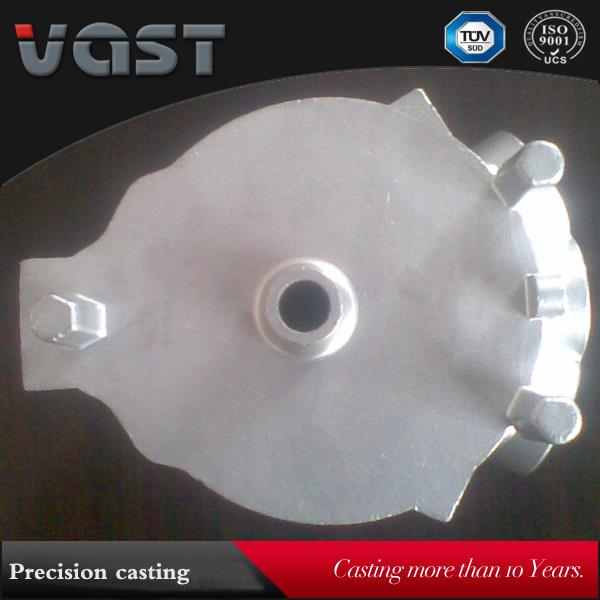 Multifunctional alloy steel investment casting for wholesales