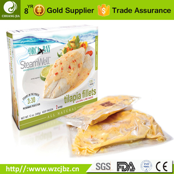 high barrier nylon/pe Medicine Drug Nuts Tea Precooked Food vacuum seal pouch