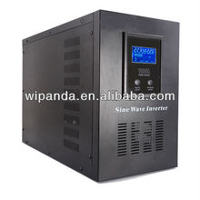 pwm/mppt pure sine wave/off-grid inverter/solar inverter with charger,home ups3000VA 2KW