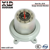 High voltage surge arrester monitor device JS-8