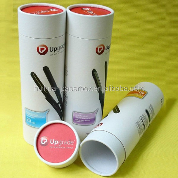 High Class Paper Cosmetic Packaging