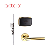 ACTOP Rfid Hotel Room Electronic Card Key Door Lock Management Software System