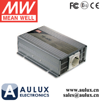 TS-400-212B Mean Well 400W True Sine Wave DC-AC Power Inverter 12V 220V