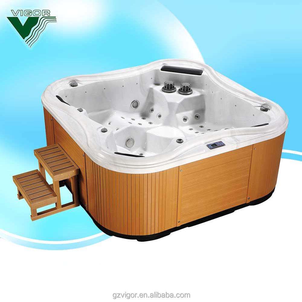Hot Sale Europe Portable Spa / Spa Bath / Spa Product - Buy Indoor ...