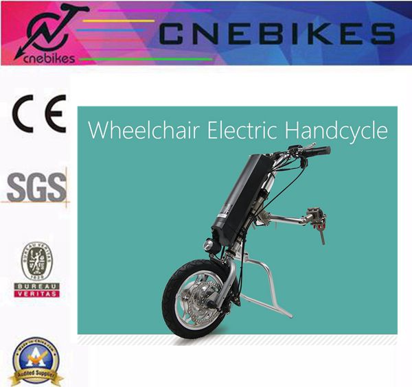 12 inch 250W cheap price attachable electric wheelchair with 8.8Ah Li-ion battery