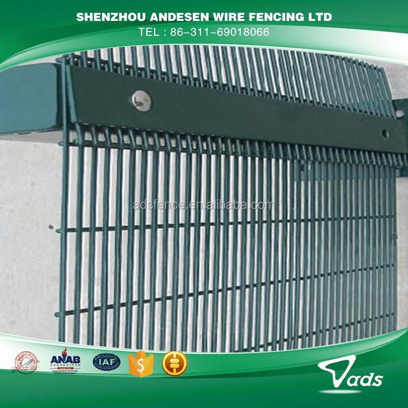 high quality 358 wire mesh fence anti climb