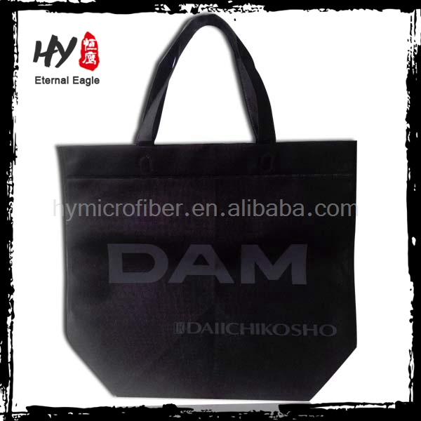 Professional fashion non oven shoppping bag for wholesales