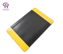 2018 Hot-selling Easy Clean Waterproof Non-slip Anti Fatigue Rubber Mat Floor