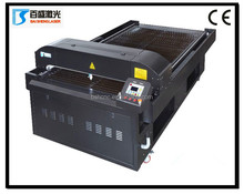 CO2 Laser Bed Sheet Cutting Machine 2513 of Baisheng for Glass Cutting