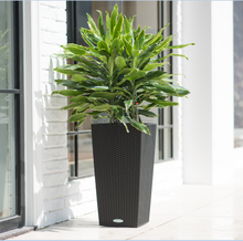 factory price high quality outdoor cheap plastic flower pots wholesale