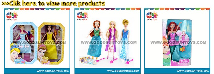 11.5 inch Elegant Royal Dressing Princess Doll