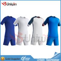 2017 Custom soccer jerseys Men Sublimation soccer jerseys made in China