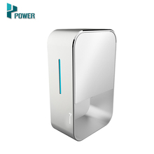 Grit blast stainless steel cheap bathroom wall mounted automatic liquid auto soap dispenser with lcd display