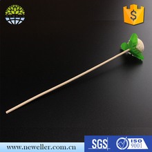 Factory wholesale single use synthetic fiber stick for home decoration air freshener