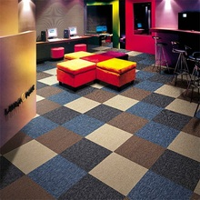 Cheap Price Black Carpet Tiles From China Factory