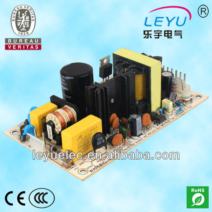 12vdc single output transformer open frame power supply 25w 2.1A constant current smps for led lighting telecom site PS-25-12