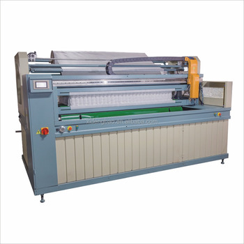 Automatic Pocket Spring Assembling Machine