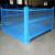 2017 Hot Sale Warehouse Metal Storage Cage With Wheels